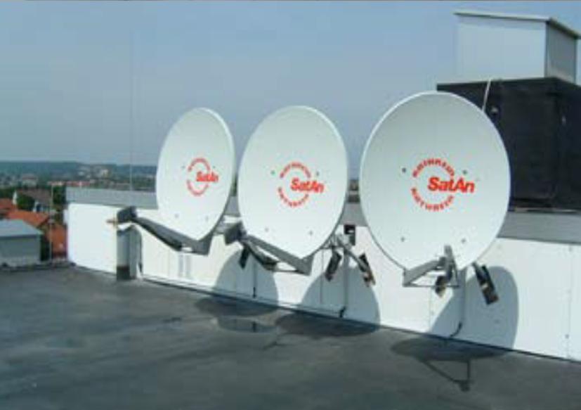 Satelliten-Empfang Satelliten-Anlage Hannover